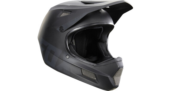 Fox Rampage Comp Downhill helm Heren zwart